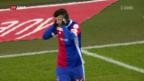 Video «So gewann Basel gegen St. Gallen» abspielen