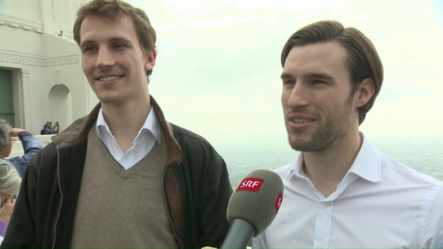 Video «Schweizer Filmemacher im Oscar-Rennen» abspielen