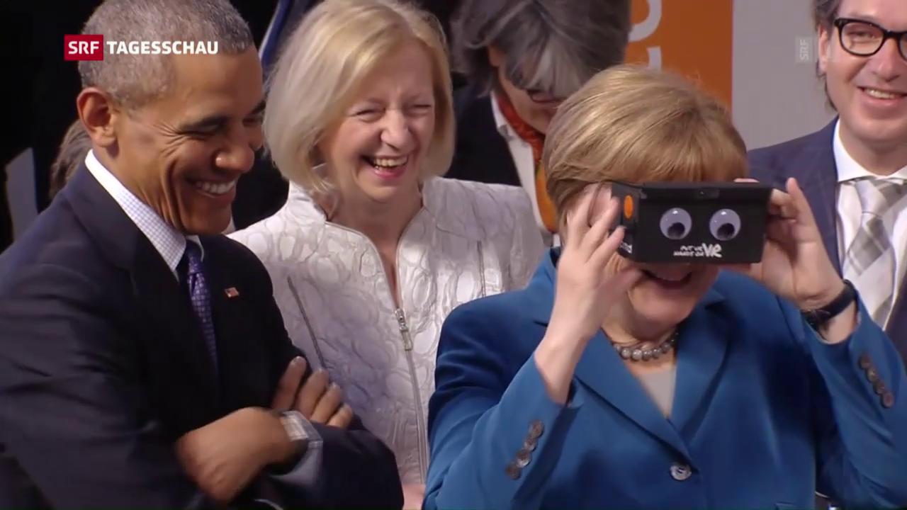 Obamas Abschied von Deutschland