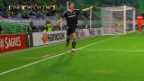 Video «Fussball: Europa League: Sportling Lissabon-Besiktas Istanbul» abspielen