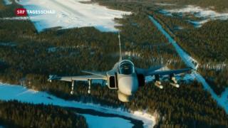 Video «Kriterien für Kampfjet-Kauf» abspielen
