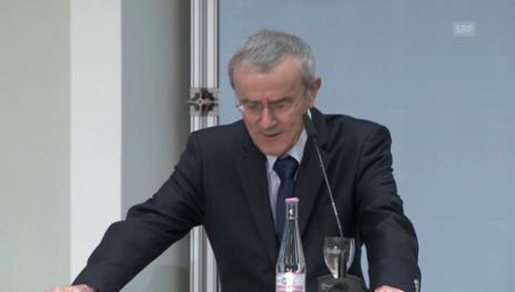 Video «Schäublin: Das Kunstmuseum tritt das Erbe an» abspielen