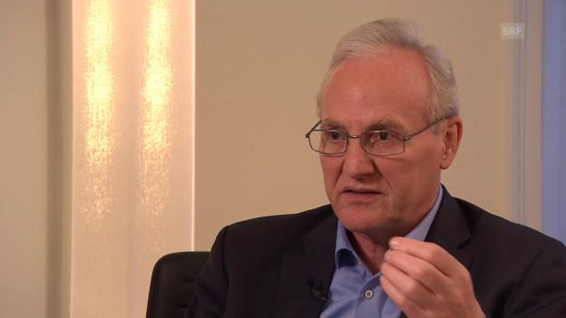 Video «Ernst Fehr über umstrittene Vergütungssysteme» abspielen