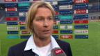 Video «Voss-Tecklenburg: «Heute zählt nur der Sieg»» abspielen