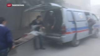 Video «Keine Kampfpause in Syrien» abspielen