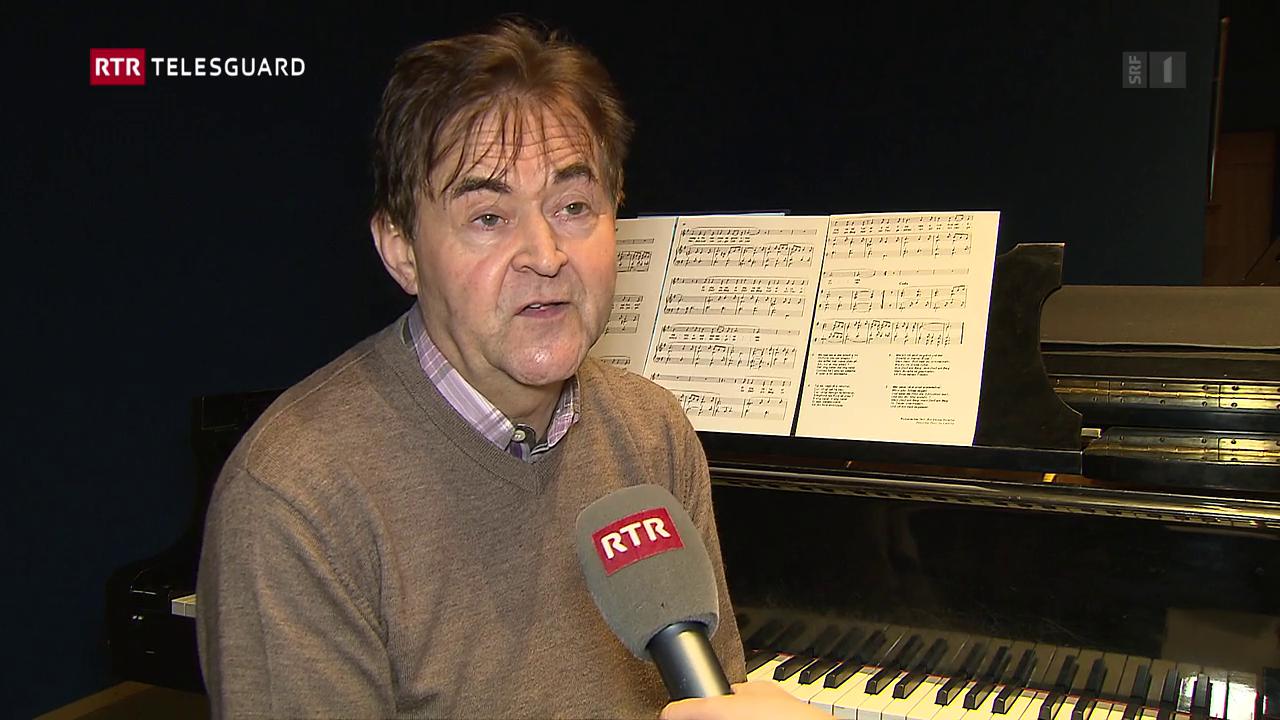 Scola da musica Surselva: Claudio Simonett ha surdà