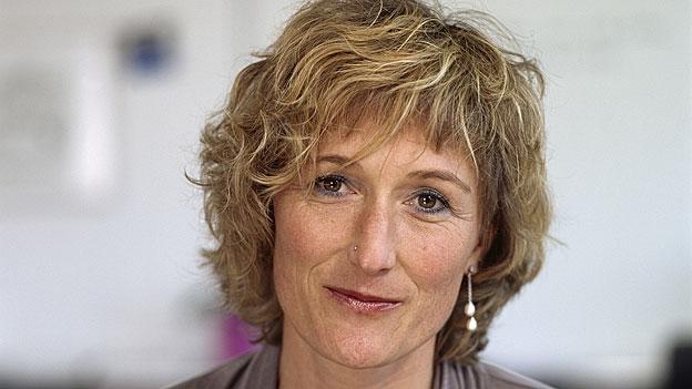 Die Aargauer Militärdirektorin Susanne Hochuli zu den VBS-Plänen (26.11.2013)