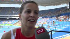 Video «Rard-Reuse: «Ich bin sehr zufrieden» (franz.)» abspielen