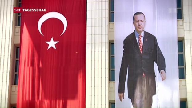 Video «Türkei: Aufschwung der Wirtschaft stagniert» abspielen