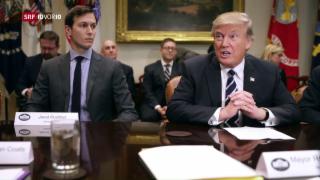 Video «FOKUS: Wie steht Trump zu Israel?» abspielen