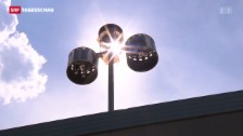 Video «Atembeschwerden wegen hoher Ozon-Werte» abspielen
