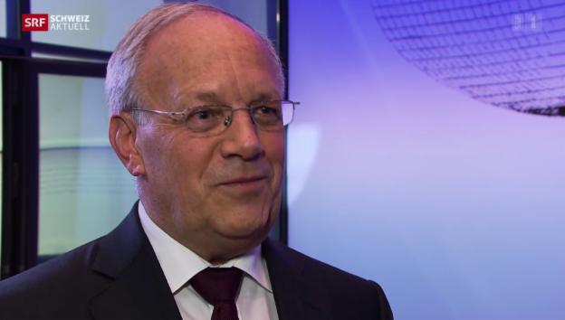 Video «Innovationspark Dübendorf: Bundesrat fällt wichtigen Entscheid» abspielen