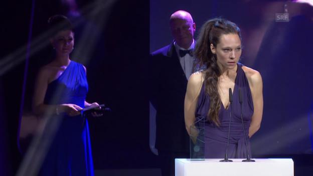 Video «Beste Hauptdarstellerin: Sabine Timoteo («Driften»)» abspielen