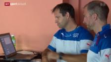 Video «News aus dem Nati-Camp» abspielen