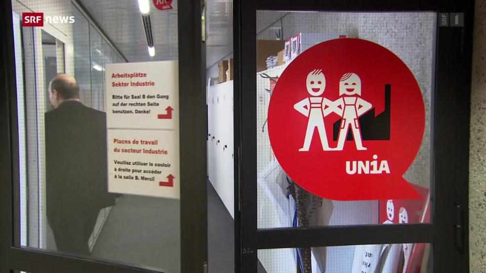 Sindicat UNIA ha ina facultad da 800 milliuns