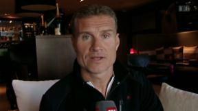 Video «Fünf schnelle Fragen an David Coulthard» abspielen
