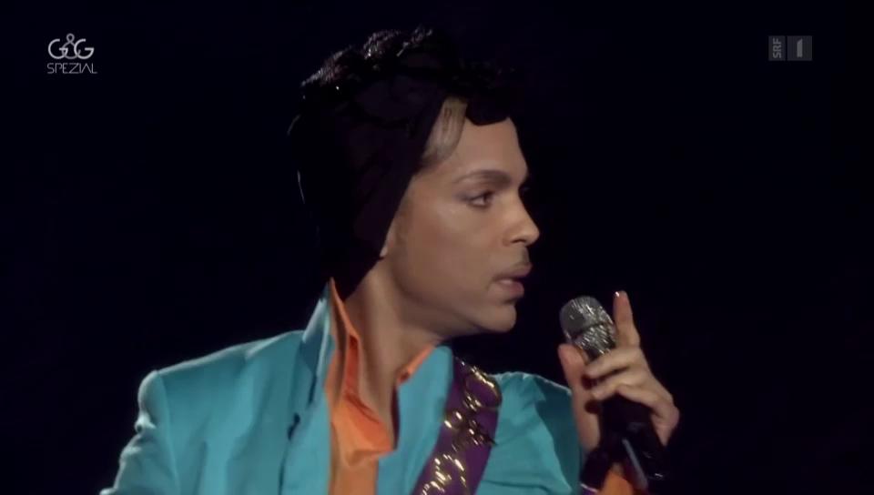Prince: Das Leben und Schaffen einer Legende
