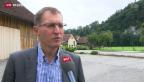 Video «Die EU-Sanktionen kommen in der Schweiz unterschiedlich gut an» abspielen