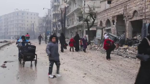 Video «Syrien: Die humanitäre Situation (2/2)» abspielen