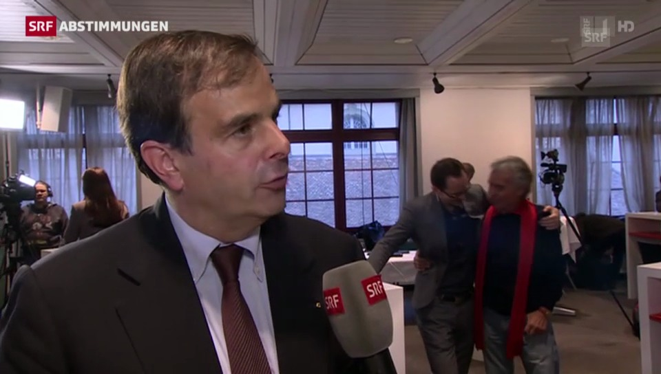 Gerhard Pfister (CVP/ZG) zum Nein zu Ecopop