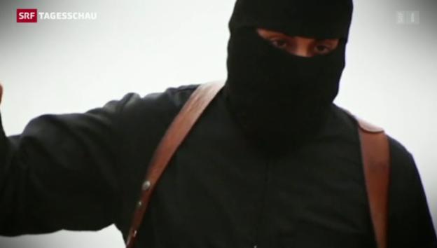Video ««Dschihadi John» ist identifiziert» abspielen