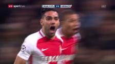 Video «Falcaos traumhafter Heber zum 3:2» abspielen