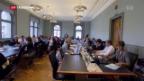 Video «Nationalrat vor Debatte über Umsetzung des Zuwanderungsartikels» abspielen