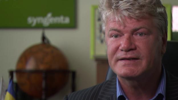 Video «Gebhard Rogenhofer über Gentechnik» abspielen