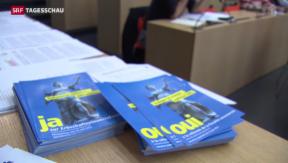 Video «Pro-Komitee erläutert Erbschaftssteuer » abspielen
