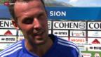 Video «Fussball: Super League, Stimmen zu Sion - Basel» abspielen