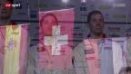 Video «Fechten: EM in Strassburg, Teamwettkampf im Degen» abspielen