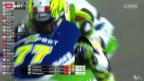 Video «Motorrad: Moto2-Qualifying in Katar» abspielen