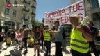 Video «Proteste gegen Tamedia» abspielen