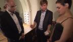 Video «Folge 1: Nina Burri und Ehegatte Stefan Schwitter» abspielen
