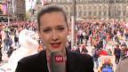 Video «Aktuell: Sara Hildebrand aus Amsterdam» abspielen