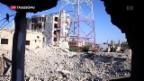 Video «Syrische Truppen erobern Daraa zurück» abspielen