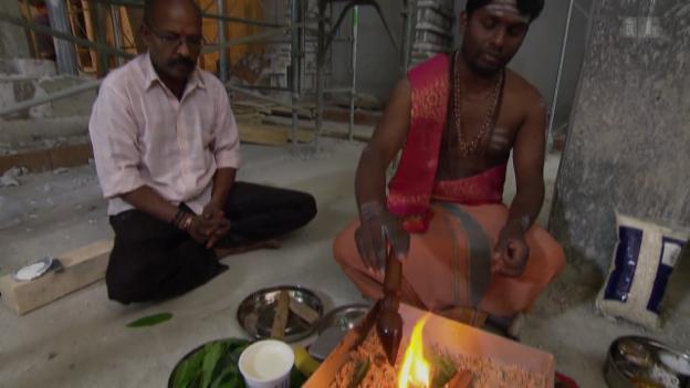 Video «Bauen und beten – unterwegs zum Haus der Religionen» abspielen