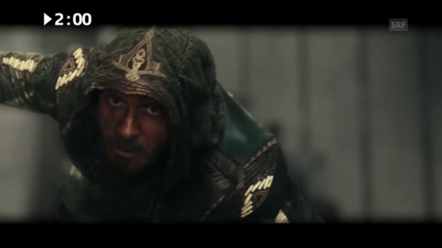 Video «Filmstart dieser Woche: «Assassin's Creed»» abspielen