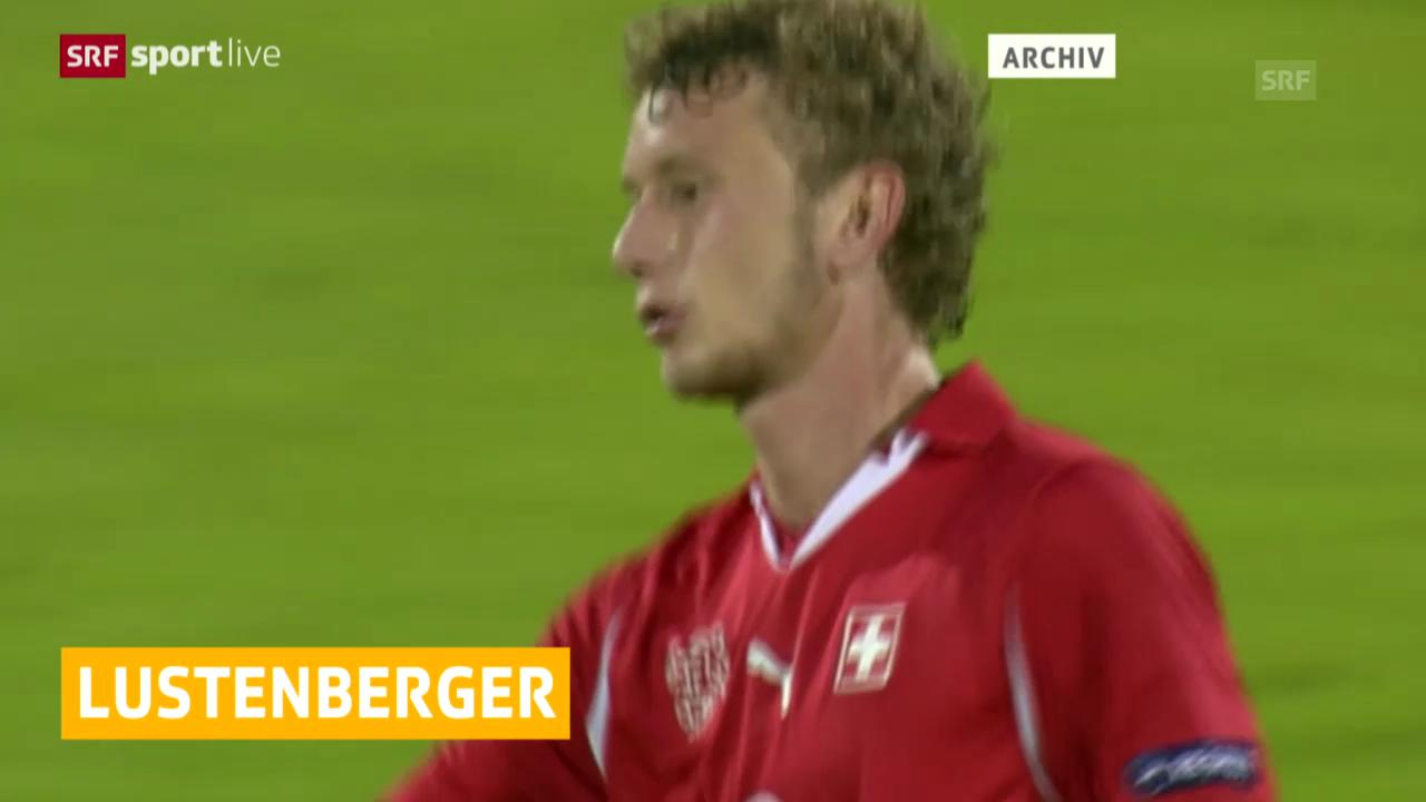 Fussball: Saisonende für Fabian Lustenberger