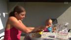 Video «Anita Weyermann bringt Drillinge zur Welt» abspielen