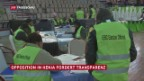 Video «Nachrichten Ausland und Zugunglück in Ägypten» abspielen