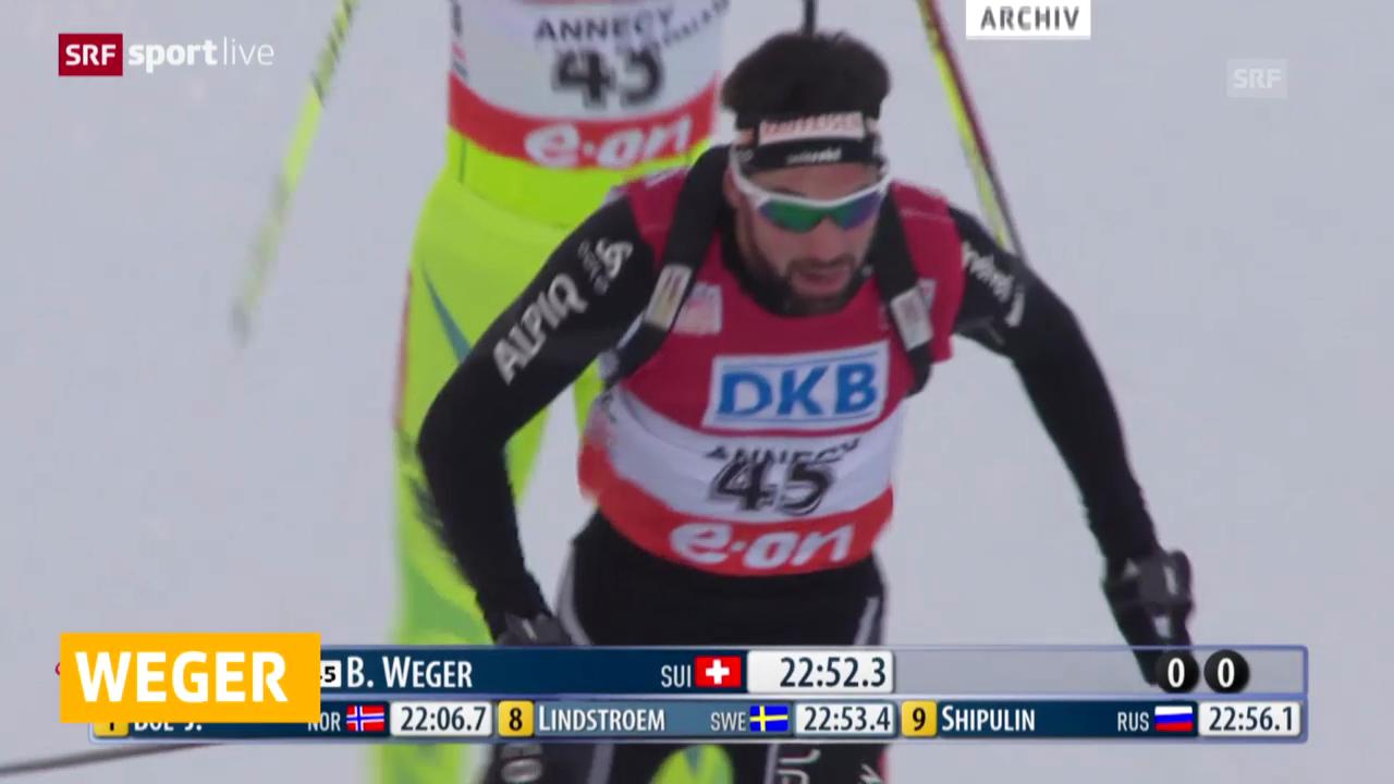 Biathlon: Weltcup in Kontiolahti, Sprint der Männer («sportlive», 13.03.2014)