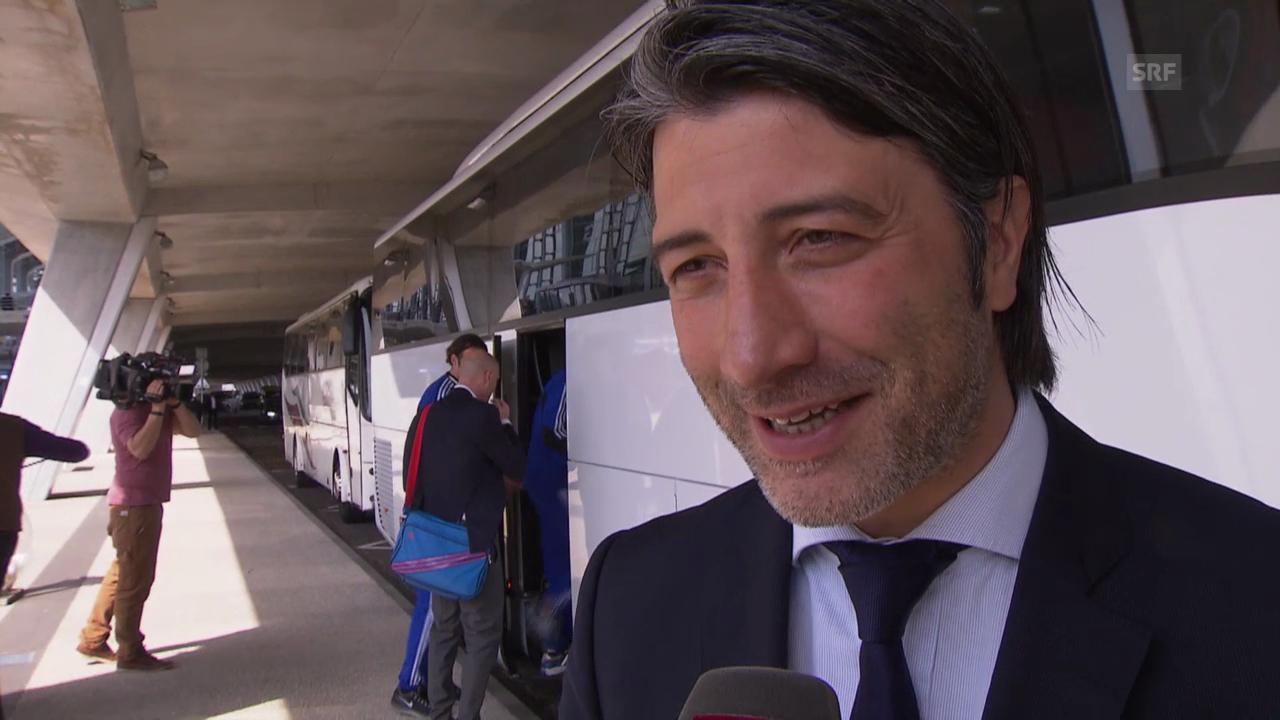 Fussball: Auslosung Europa-League-Viertelfinals, Reaktionen FC Basel