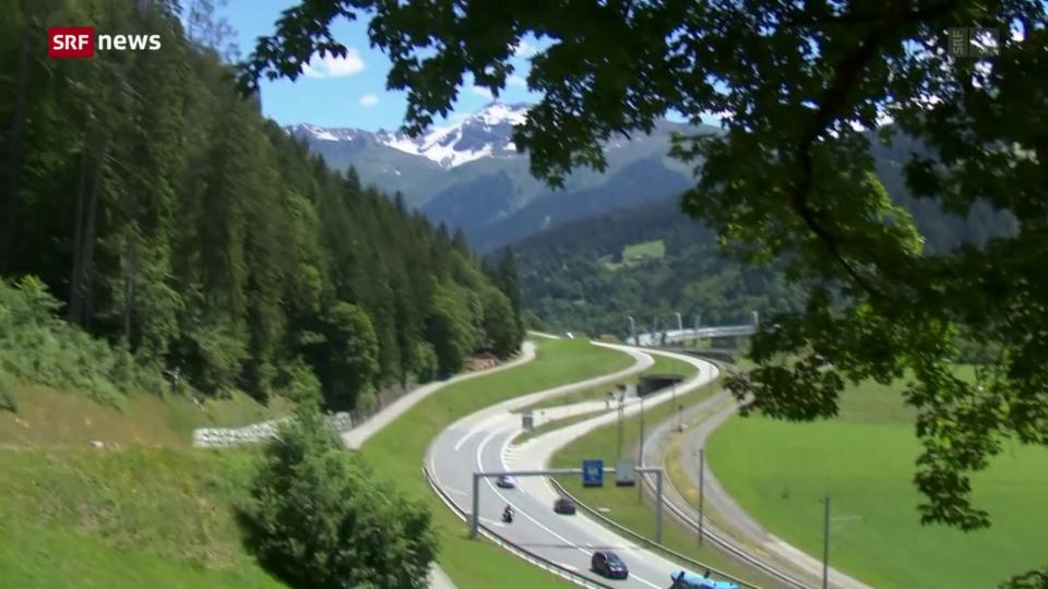 Aus dem Archiv: Massive Schutzwaldprobleme im Prättigau
