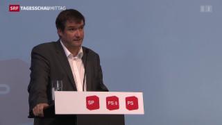 Video «Levrat warnt vor sicherheitspolitischen Exzessen» abspielen