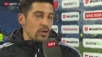 Video «Fussball: Interview mit Davide Calla («sportlive»)» abspielen