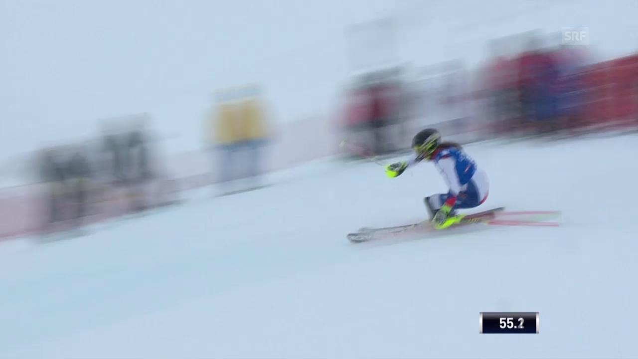 Ski: Michael Bont zu Wendy Holdener