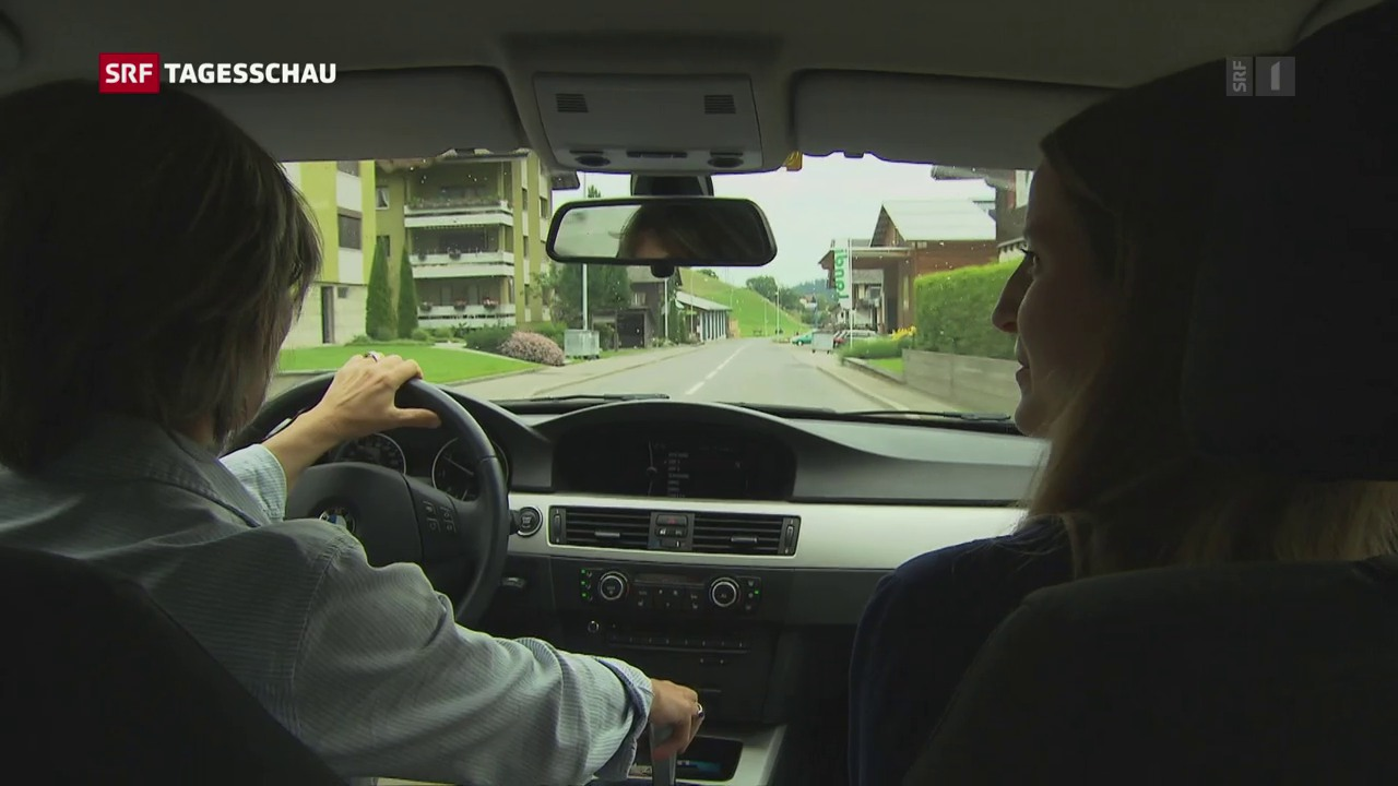 Nationale Car-Pooling-Offensive auf Eis gelegt
