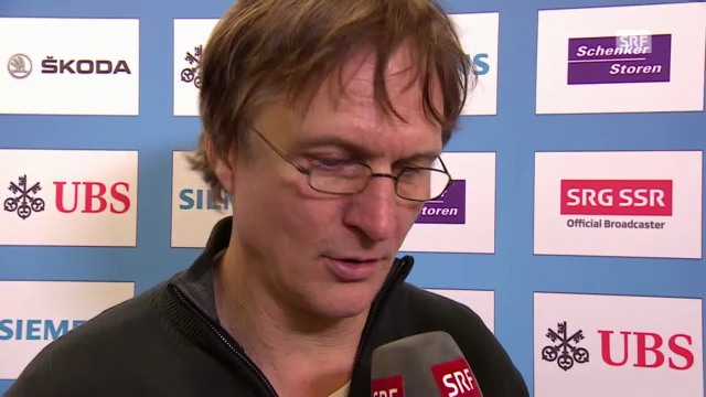 Spengler Cup: Del Curto im Interview