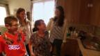 Video «Ein neues Zuhause für Familie Signorini: Teil 1» abspielen
